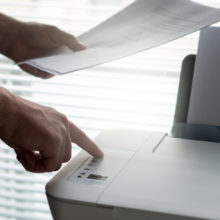 Kostenbesparend printen